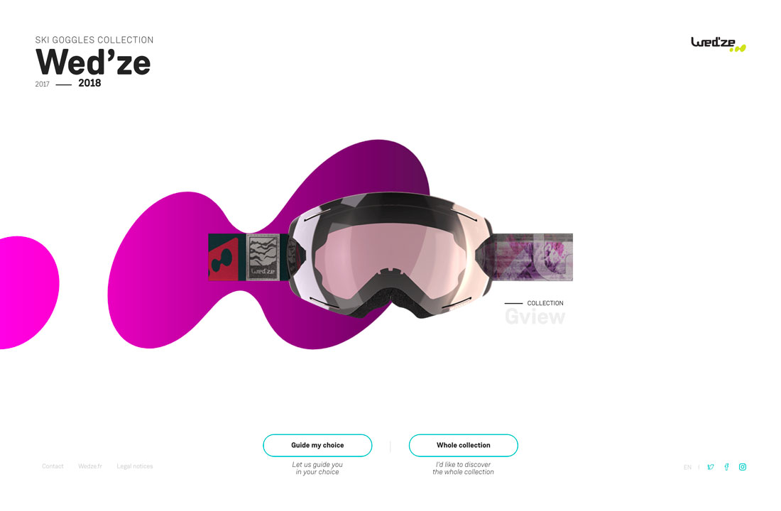 网页设计单调死板?不存在的! 试试用气泡、斑点、流体元素